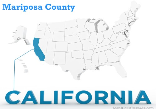 Mariposa County Court Records