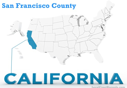 San Francisco County Court Records