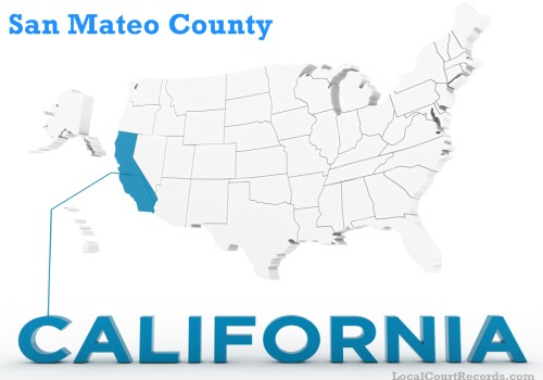 San Mateo County Court Records