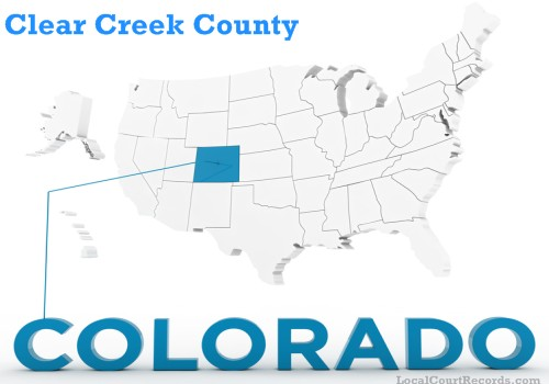 Clear Creek County Court Records