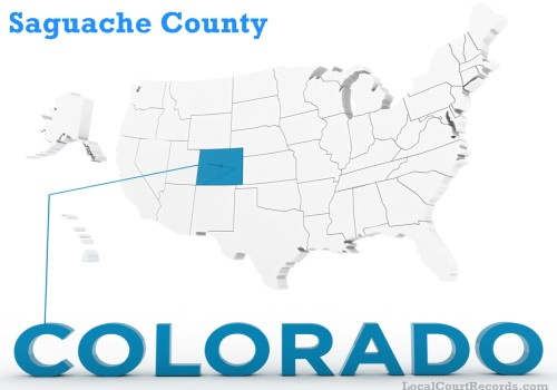 Saguache County Court Records