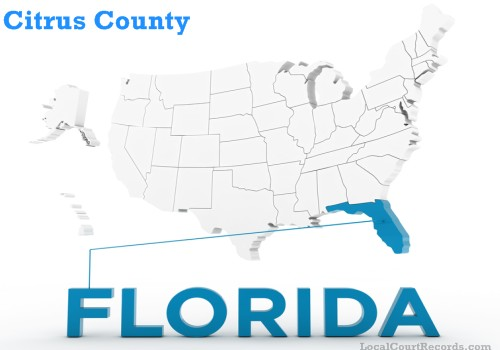 Citrus County Court Records