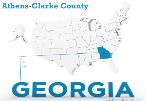 Athens-Clarke County Court Records