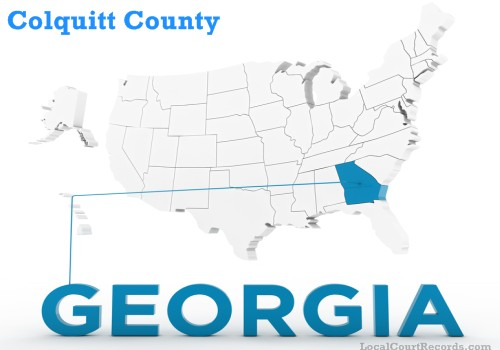 Colquitt County Court Records
