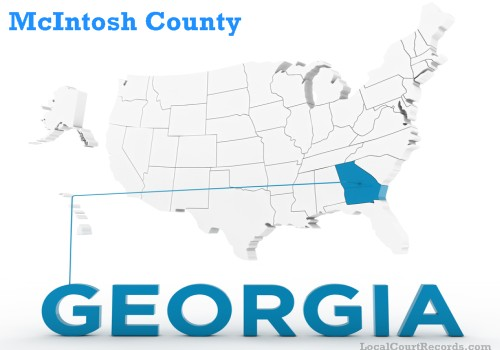 McIntosh County Court Records