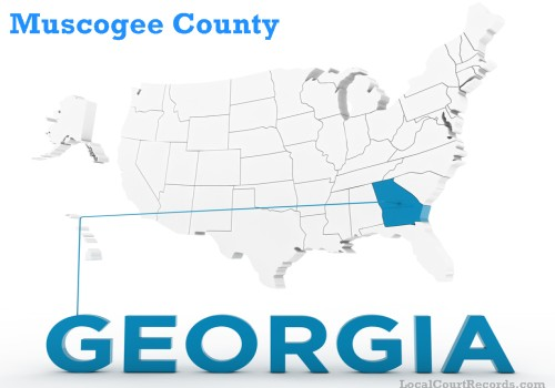Muscogee County Court Records