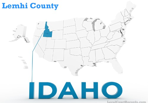 Lemhi County Court Records