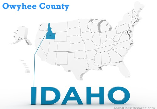 Owyhee County Court Records