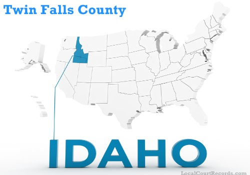 Twin Falls County Court Records