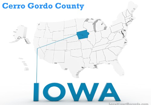 Cerro Gordo County Court Records