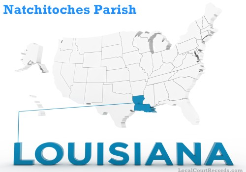Natchitoches Parish Court Records