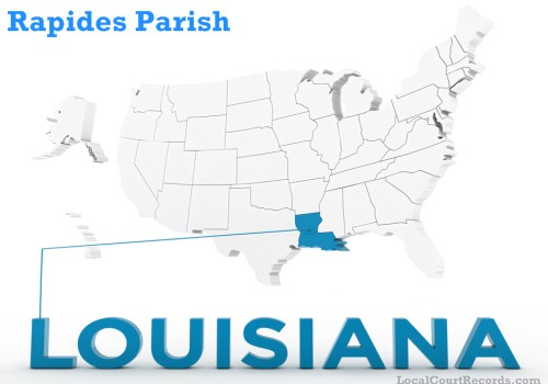 Rapides Parish Court Records