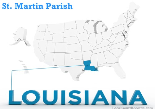 St. Martin Parish Court Records