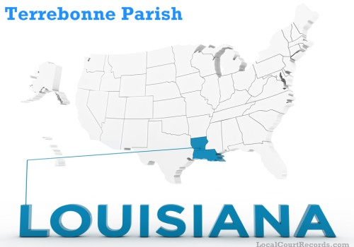 Terrebonne Parish Court Records