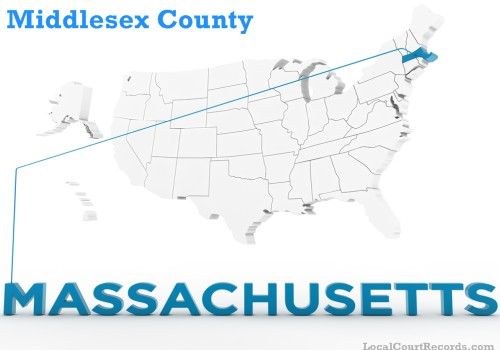Middlesex County Court Records