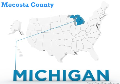 Mecosta County Court Records