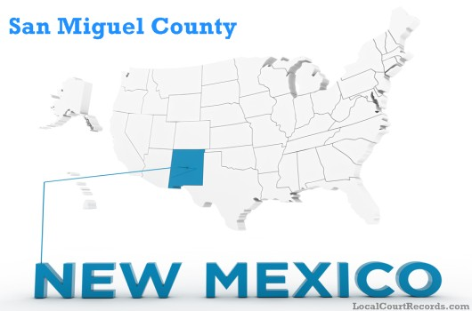San Miguel County Court Records