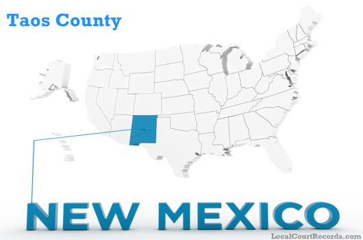 Taos County Court Records